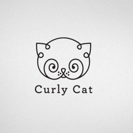 Curly Cat