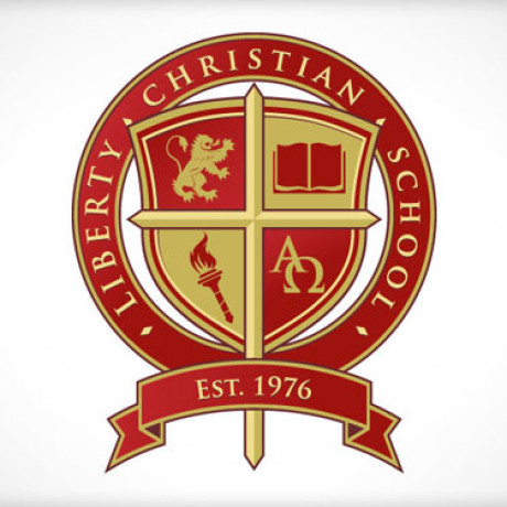 Liberty Christian School Crest