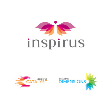 Inspirus Unused Logo & Product Logo Comps