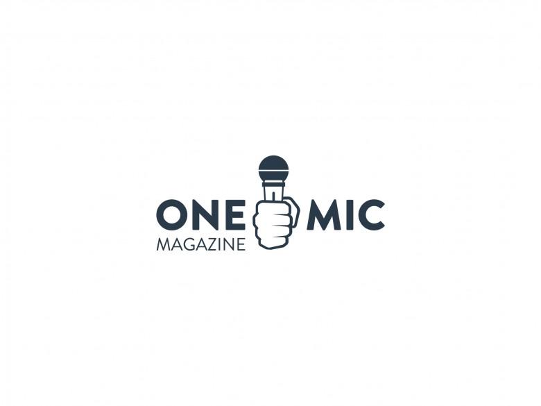 OneMic Magazine Logo