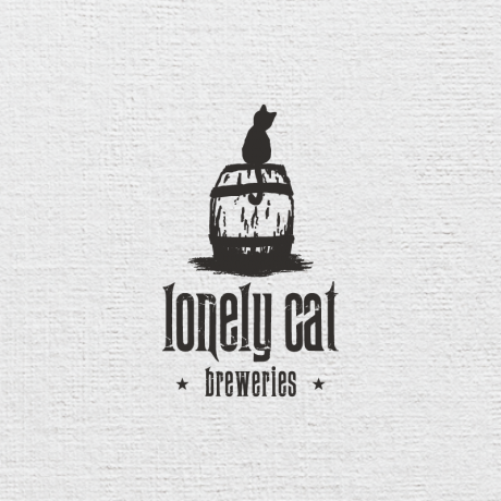 Lonely Cat