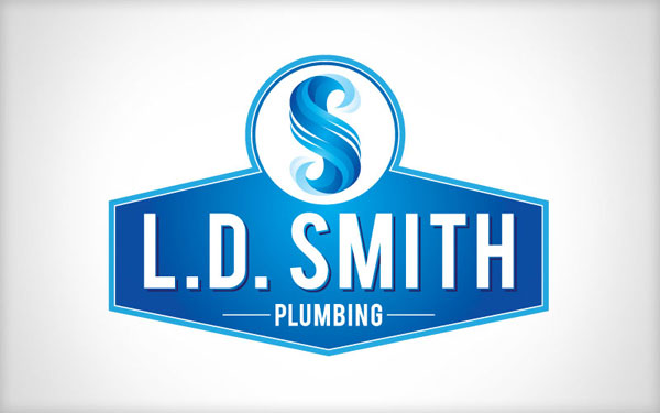 L.D. Smith Plumbing Logo