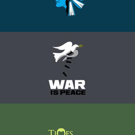 100 logos in 100 days