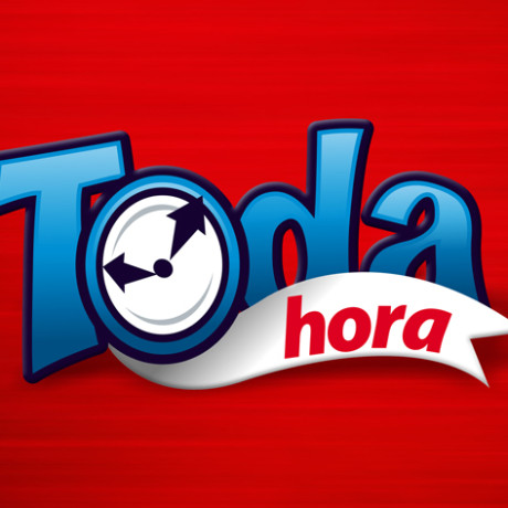 Toda Hora – Full Time Logo