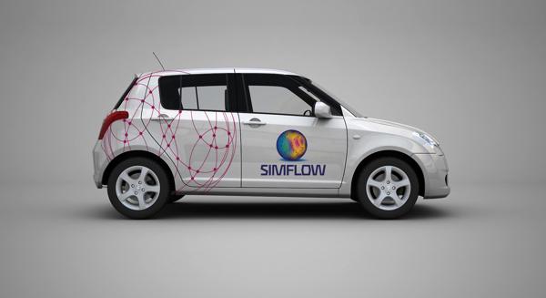 Simflow Branding